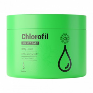 DuoLife Beauty Care Chlorofil peeling do ciała